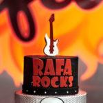Rock 'n Roll Birthday Party on Kara's Party Ideas | KarasPartyIdeas.com (1)