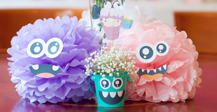 Sweet Monster Bash on Kara's Party Ideas | KarasPartyIdeas.com (5)
