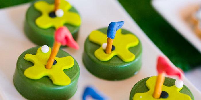 Tee-riffic Golf Birthday Party on Kara's Party Ideas | KarasPartyIdeas.com (1)