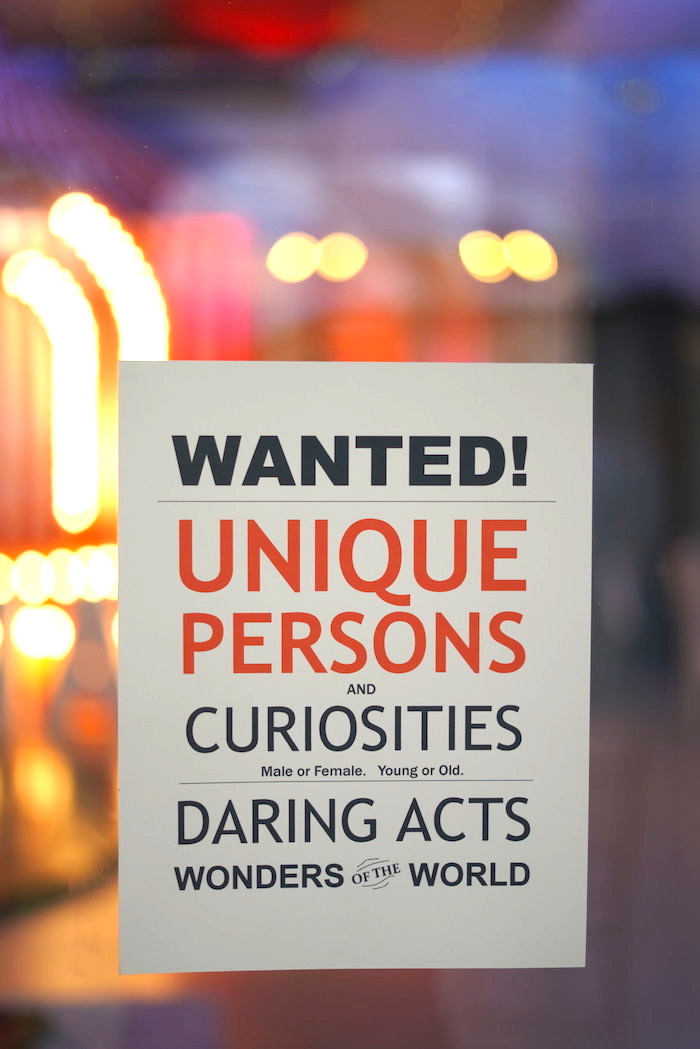 WANTED Sign from The Greatest Showman Birthday Party on Kara's Party Ideas | KarasPartyIdeas.com (20)