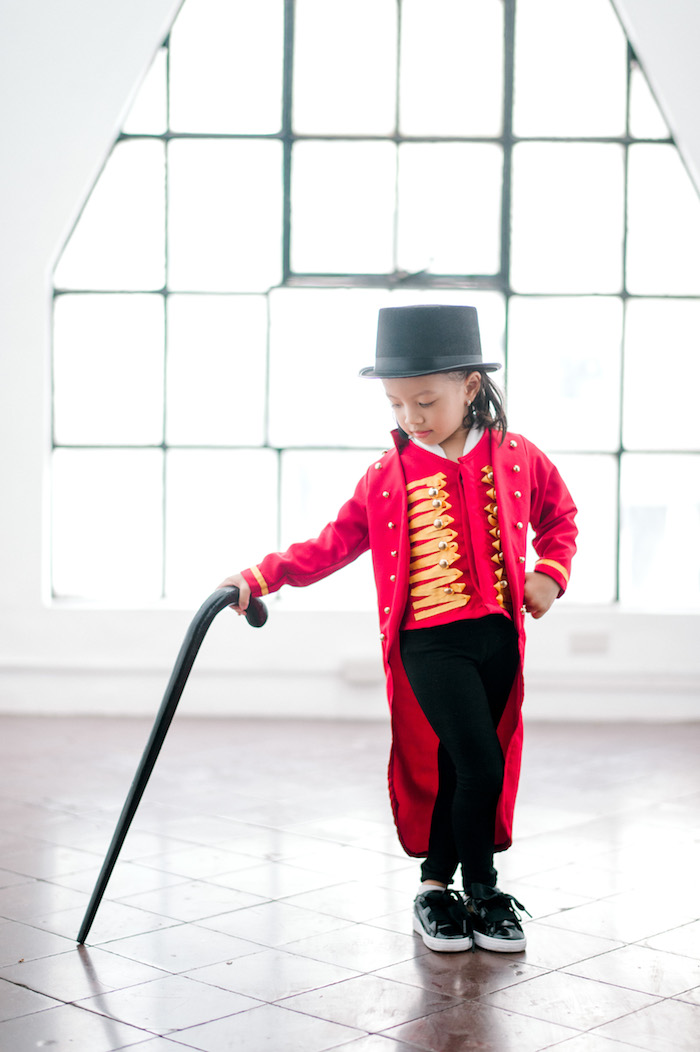 Little Ringmaster from The Greatest Showman Birthday Party on Kara's Party Ideas | KarasPartyIdeas.com (41)