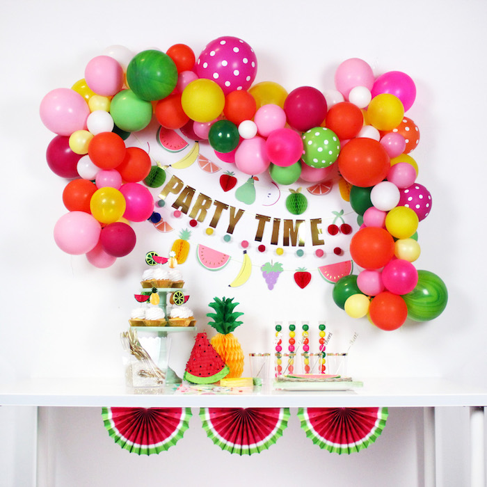 Tutti Frutti Summer Party on Kara's Party Ideas | KarasPartyIdeas.com (27)