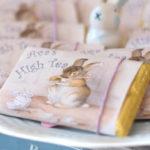 Vintage Bunny High Tea on Kara's Party Ideas | KarasPartyIdeas.com (2)
