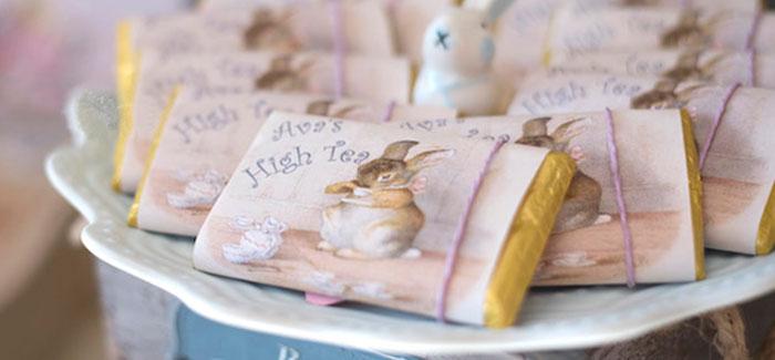 Vintage Bunny High Tea on Kara's Party Ideas   KarasPartyIdeas.com (2)