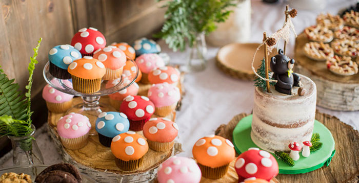 Woodland Adventure Birthday Party on Kara's Party Ideas | KarasPartyIdeas.com (1)