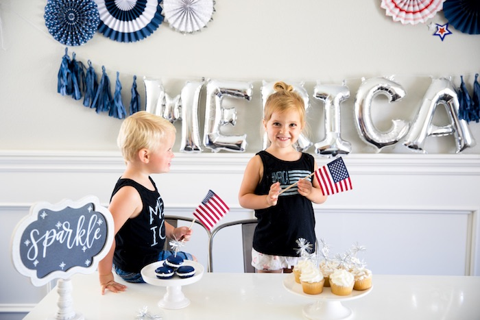 #merica July 4th Party via Kara's Party Ideas | KarasPartyIdeas.com (6)