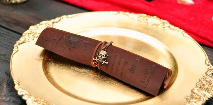 Pirates of the Caribbean Birthday Party on Kara's Party Ideas | KarasPartyIdeas.com
