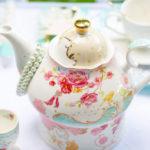 Pastel Chic Tea Party on Kara's Party Ideas | KarasPartyIdeas.com
