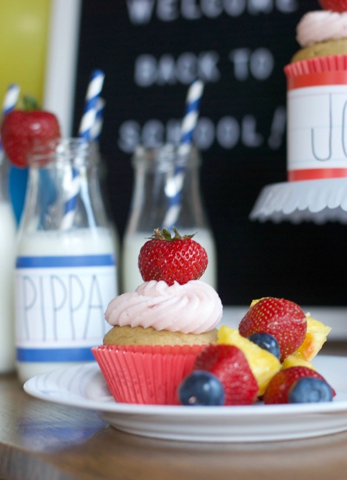 Back to School Party on Kara's Party Ideas | KarasPartyIdeas.com (12)