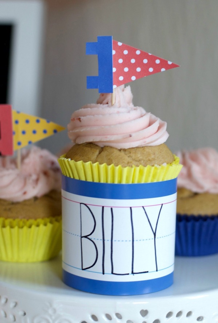 Back to School Party on Kara's Party Ideas | KarasPartyIdeas.com (10)