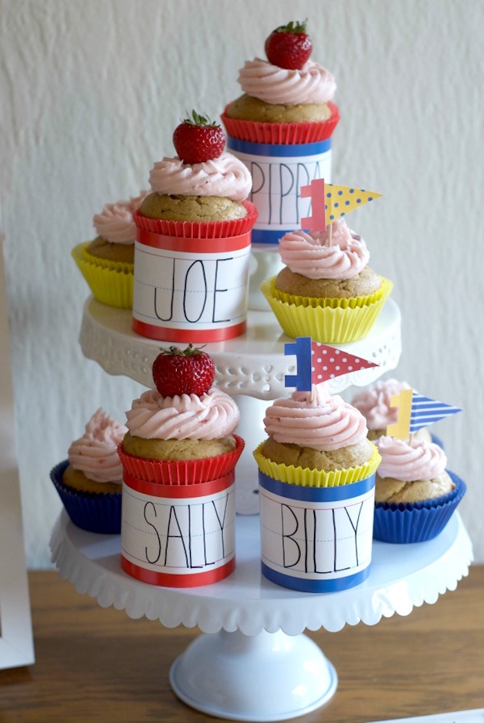 Back to School Party on Kara's Party Ideas | KarasPartyIdeas.com (8)