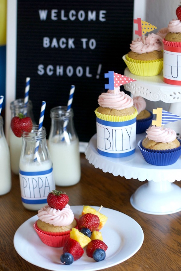 Back to School Party on Kara's Party Ideas | KarasPartyIdeas.com (7)