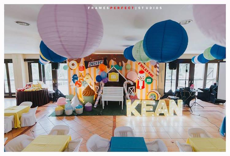 Chocolate Candyland Birthday Party on Kara's Party Ideas | KarasPartyIdeas.com (12)