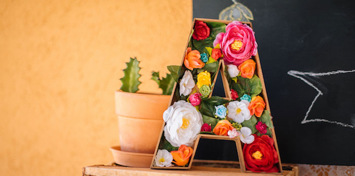 Frida Kahlo Inspired Birthday Fiesta on Kara's Party Ideas | KarasPartyIdeas.com (2)