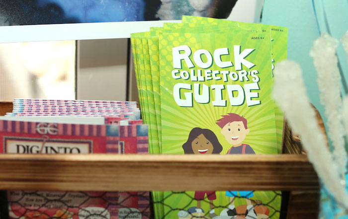 Rock Collection Guide from a Gem Mining Birthday Party on Kara's Party Ideas | KarasPartyIdeas.com (21)