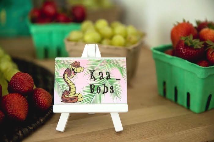Kaa-Bobs from a Jungle Book Party Made for a Princess on Kara's Party Ideas | KarasPartyIdeas.com (31)