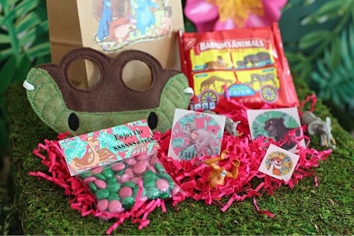Jungle Book Favors + Sweets from a Jungle Book Party Made for a Princess on Kara's Party Ideas | KarasPartyIdeas.com (54)