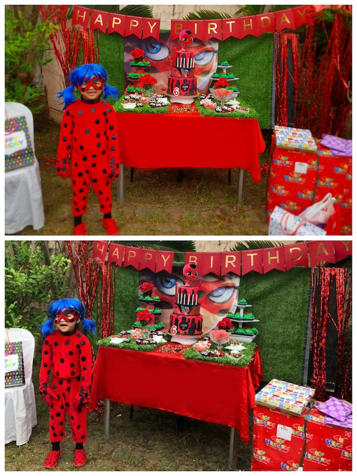 Miraculous Ladybug Birthday Party on Kara's Party Ideas | KarasPartyIdeas.com (7)
