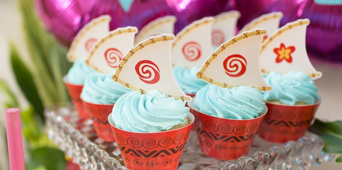Moana Inspired Birthday Luau on Kara's Party Ideas | KarasPartyIdeas.com (2)
