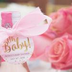 Pretty in Pink Glam Baby Shower on Kara's Party Ideas | KarasPartyIdeas.com (2)