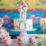 Royal Princess & Knight Birthday Party on Kara's Party Ideas | KarasPartyIdeas.com (1)