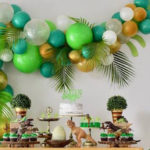 Three-Rex Dinosaur Birthday Party on Kara's Party Ideas | KarasPartyIdeas.com (7)