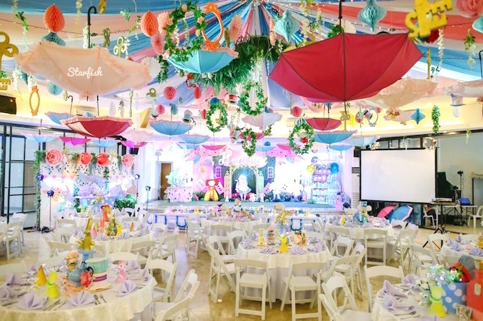 Whimsical Alice in Wonderland Birthday Party on Kara's Party Ideas | KarasPartyIdeas.com (36)