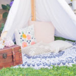 Bohemian Baby Shower on Kara's Party Ideas | KarasPartyIdeas.com