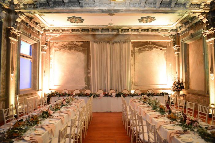 Guest Tables from a Fairy Tale Wedding on Kara's Party Ideas | KarasPartyIdeas.com (7)