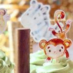 Girly Jungle Birthday Party on Kara's Party Ideas | KarasPartyIdeas.com (2)
