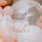 Glam Floral Baby Shower on Kara's Party Ideas | KarasPartyIdeas.com (5)