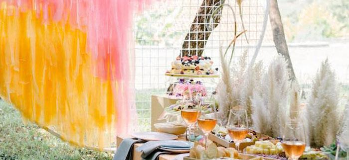 Pastel Gypsy Birthday Brunch on Kara's Party Ideas | KarasPartyIdeas.com (5)
