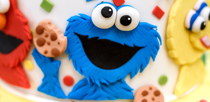 Sesame Street Birthday Party on Kara's Party Ideas | KarasPartyIdeas.com (4)