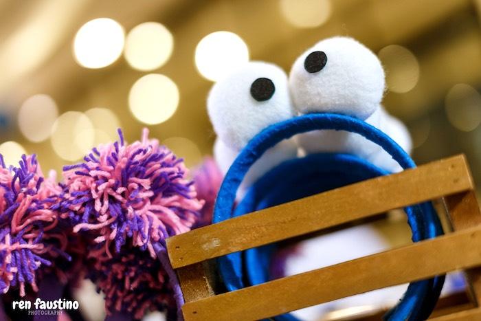Sesame Street Character Headbands from a Sesame Street Birthday Party on Kara's Party Ideas | KarasPartyIdeas.com (26)