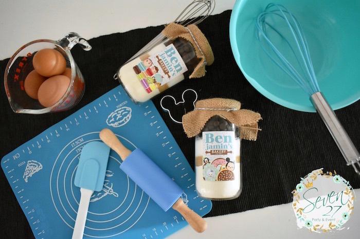 Baking Supplies from a Tsum Tsum Bakery Birthday Party on Kara's Party Ideas   KarasPartyIdeas.com (6)