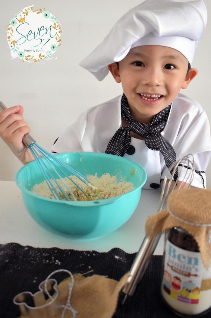 Tsum Tsum Bakery Birthday Party on Kara's Party Ideas | KarasPartyIdeas.com (5)