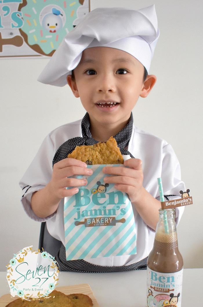 Tsum Tsum Bakery Birthday Party on Kara's Party Ideas   KarasPartyIdeas.com (4)