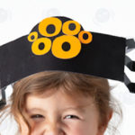 DIY Halloween Hats for Kids- FREE Tutorials & Patterns on Kara's Party Ideas | KarasPartyIdeas.com