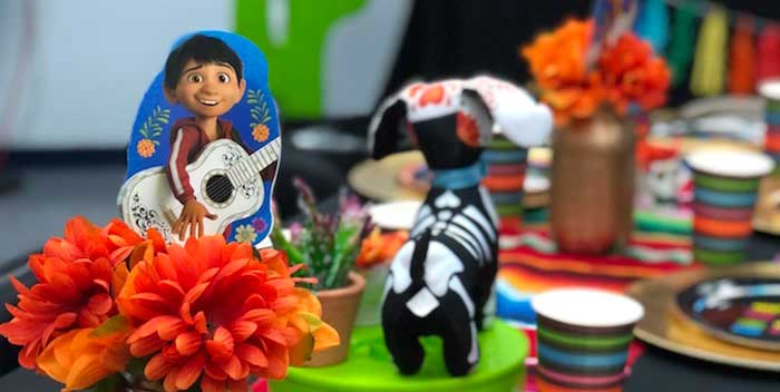 Coco Inspired Birthday Fiesta on Kara's Party Ideas | KarasPartyIdeas.com (3)