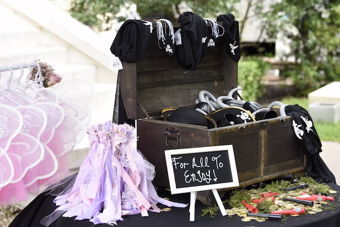 Enchanted Fairy Forest First Birthday Party on Kara's Party Ideas | KarasPartyIdeas.com (11)