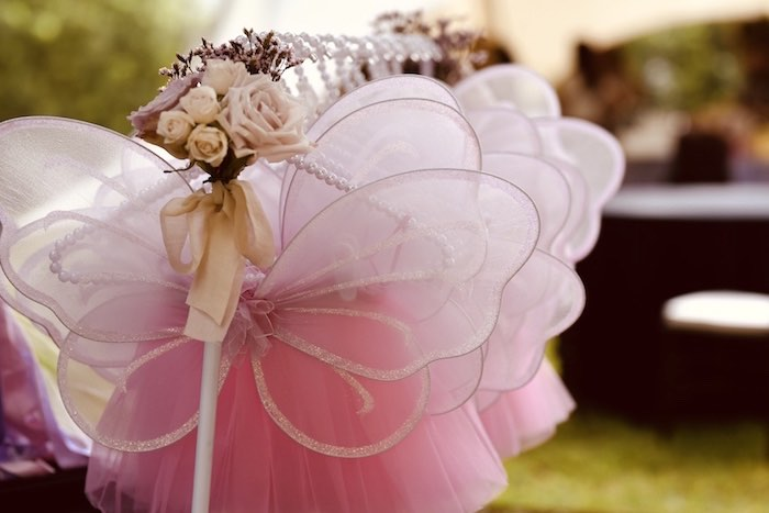 Enchanted Fairy Forest First Birthday Party on Kara's Party Ideas | KarasPartyIdeas.com (9)