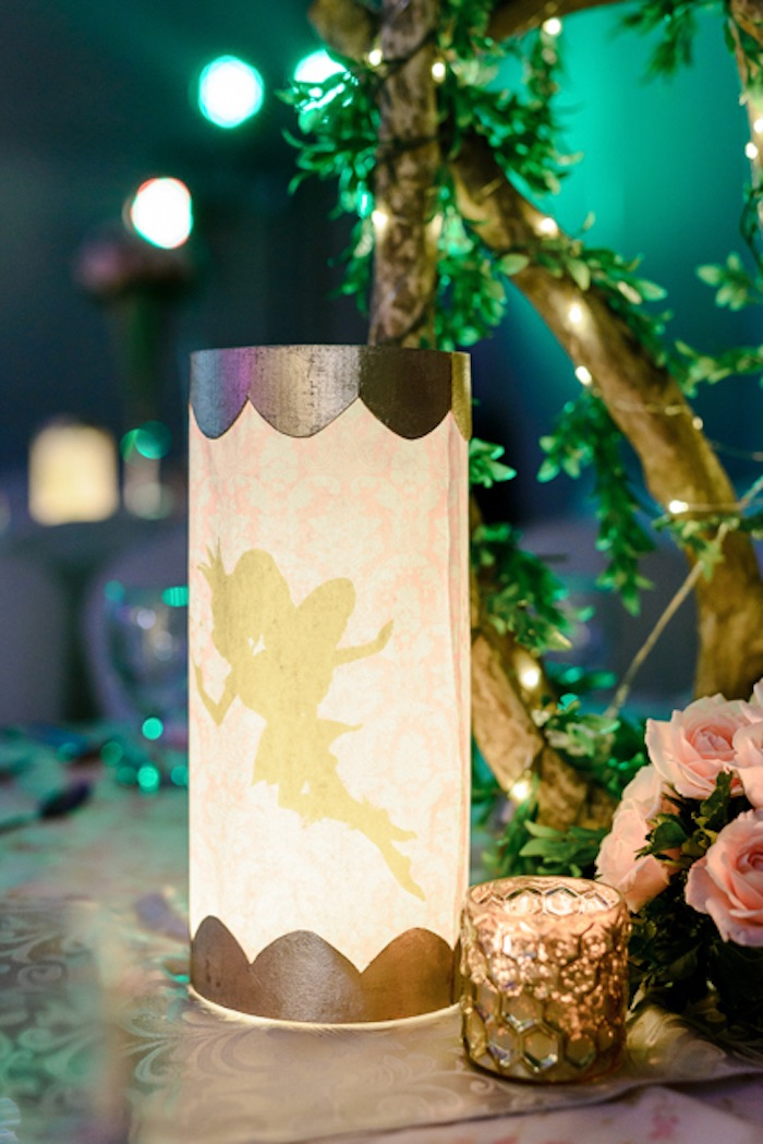 Fairy Lantern from a Fairy Princess Birthday Party on Kara's Party Ideas | KarasPartyIdeas.com (27)