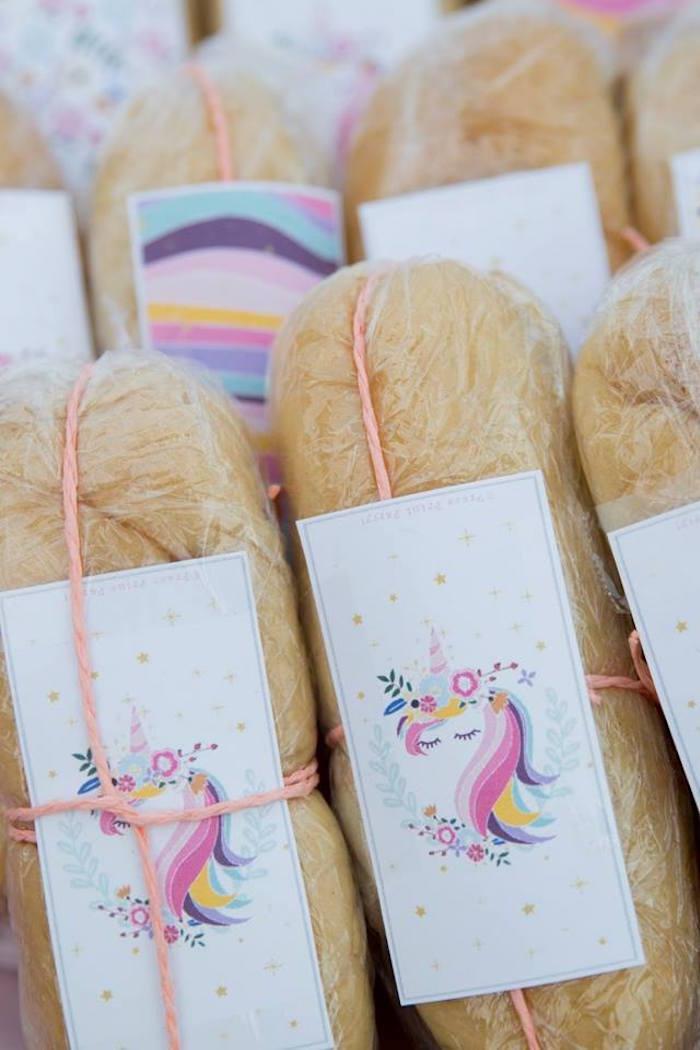 Unicorn Sandwiches from a Floral Unicorn Birthday Party on Kara's Party Ideas | KarasPartyIdeas.com (31)
