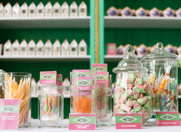 Candy Buffet from a Harry Potter Birthday Party on Kara's Party Ideas | KarasPartyIdeas.com (18)
