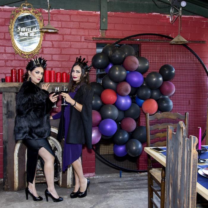 Maleficent's Villain Halloween Party on Kara's Party Ideas | KarasPartyIdeas.com (5)