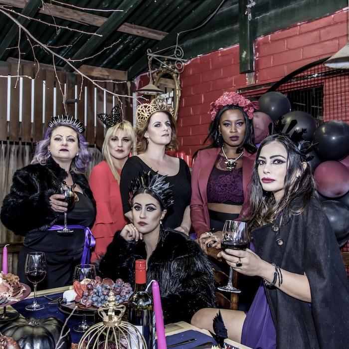 Evil Villains from a Maleficent's Villain Halloween Party on Kara's Party Ideas | KarasPartyIdeas.com (4)