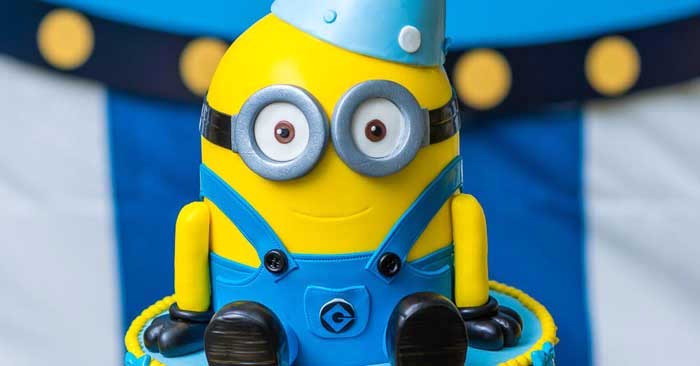 Minion Carnival Birthday Party on Kara's Party Ideas | KarasPartyIdeas.com (2)