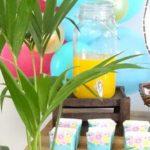 Moana Themed Tropical Birthday Party on Kara's Party Ideas | KarasPartyIdeas.com (4)