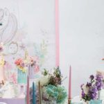 Pastel Modern Unicorn Birthday Party on Kara's Party Ideas | KarasPartyIdeas.com (2)