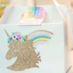 Pastel Rainbow Unicorn Birthday Party on Kara's Party Ideas   KarasPartyIdeas.com (1)